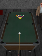 Bumper Pool and Billiards WIP