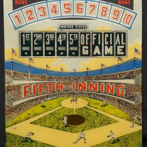 Fifth Inning (Bally, 1939)